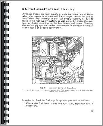 Ursus c-385 Tractor Los Operadores Manual