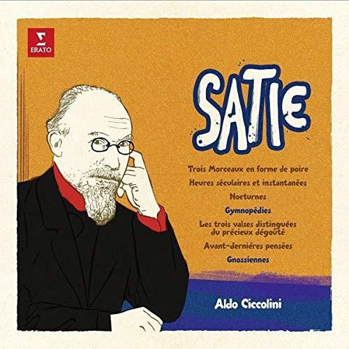 Aldo Ciccolini - Satie: Gymnopédies And Gnossienn [Disco de Vinil]