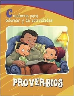 Proverbios Cuaderno Para Colorear Y De Actividades