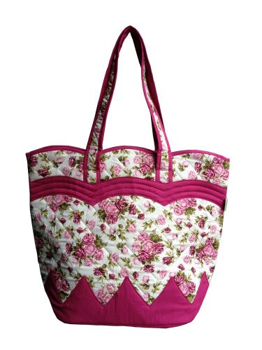 naraya-handmade-shoulder-bag-cotton-sweet-rose-pattern