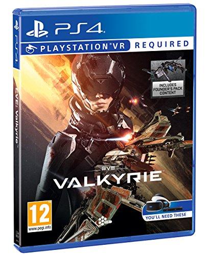 SONY PS4 EVE VALKYRIE VR PER PS4 VERSIONE ITALIANA