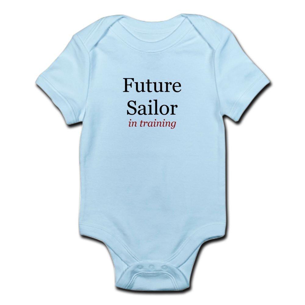 Future Sailor In Training Infant Creeper Cute Infant Bodysuit Baby Romper CafePress