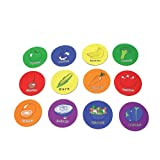 American Educational Products Fruit Spot Markers, Set of 12