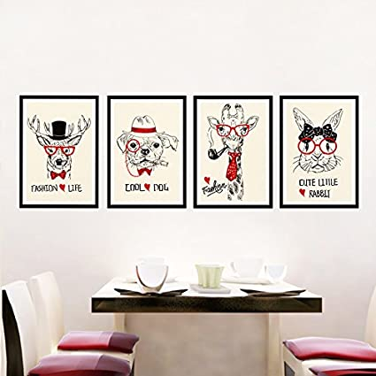 Amazon.com: Photo Picture Frames Stickers Wall Decor Removable ...