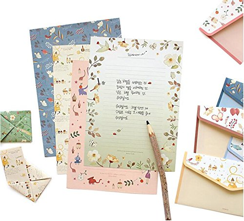 Stationery Letter - 9