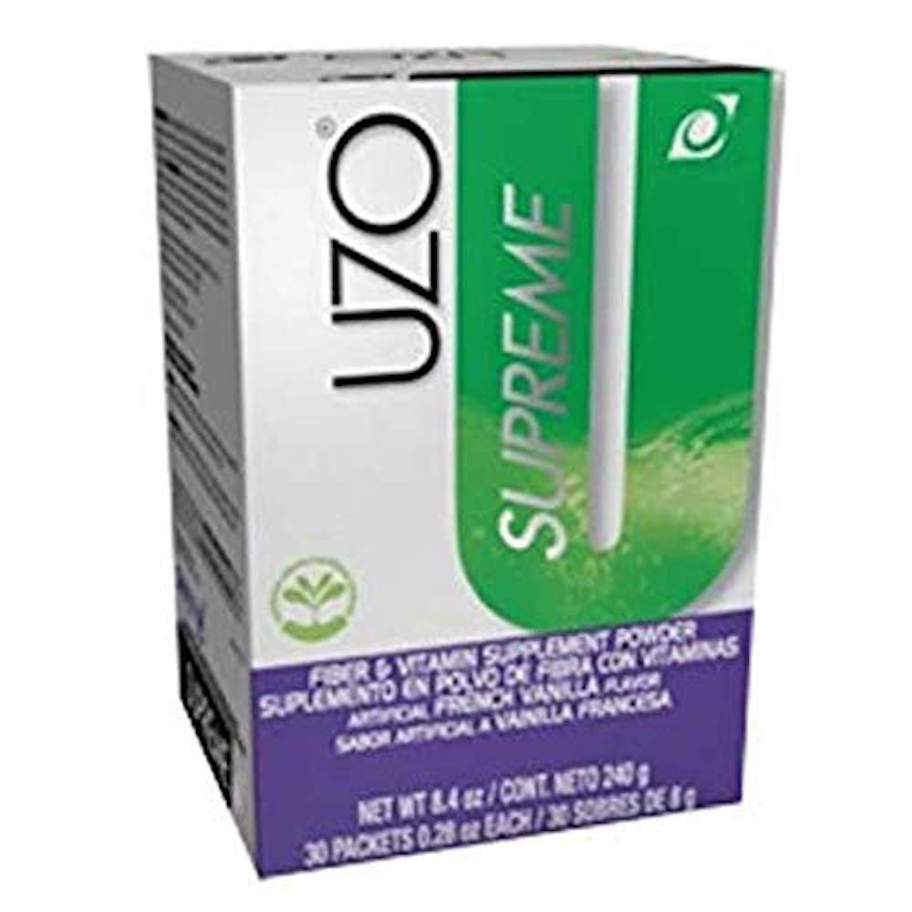 Amazon.com: Omnilife Uzo Supreme, Box with 30 Sachets Shipped by Liss: Health & Personal Care