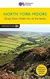 Pathfinder North York Moors Outstanding Circular Walks (Pathfinder Guides) (Short Walks Guide) (Short Walk Guide)