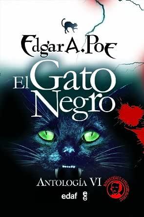 El gato negro (Icaro) eBook: POE, EDGAR ALLAN, Santos