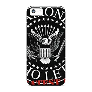 Scratch Protection Cell-phone Hard Cover For Iphone 5c With Support Your Personal Customized Lifelike Nirvana Series SherriFakhry
