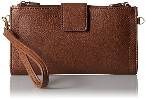 (Relic by Fossil Women's RLS4671216 Wallet Saddle One)