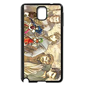 Samsung Galaxy Note 3 Cell Phone Case Black_Fire Emblem The Sacred Stones_021 Dmeqn