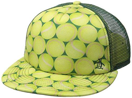 Original Penguin Men's Balls Baseball Cap, Tennis Yellow, One Size]()
