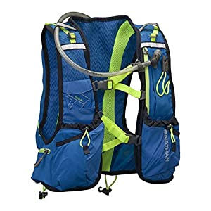 Nathan VaporAir Hydration Pack, 2-Liter, Large/X-Large, Electric Blue