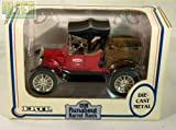 1918 Runabout Barrel Bank #8 1/25 Scale Diecast Metal