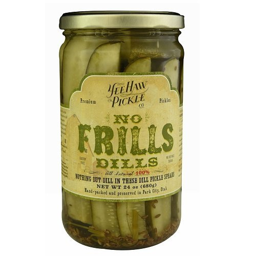 No Frills Dills Pickles (Pack of 20)