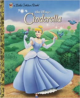 Walt Disney's Cinderella (a Little Golden Book): RH Disney, Ron Dias: 9780736423625: Amazon.com