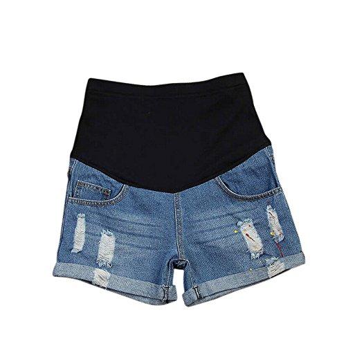 Sunny Thin Shorts Plus Size Summ...
