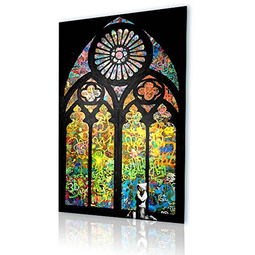 Alonline Art - Stained Glass Window Church
