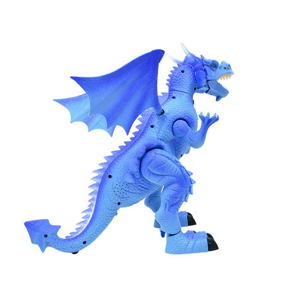 LSQR RC Dinosaurier Intelligente Elektrische Fernbedienung Spielzeug Dinosaurier Tier Modell Roboter Kinder Geschenk