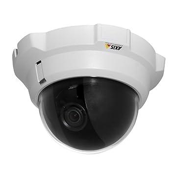 Amazon.com : Axis 216FD Network Camera Dome Fixed Dome Camera W 2 ...