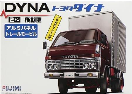 フジミ模型 1/32 トラックシリーズ TR7 トヨタ ダイナ2トン後期型 アルミパネル トレールモービルの商品画像