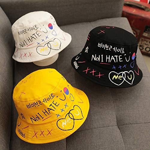 Aikesi personalit/à Cappello da Pescatore Bambini Berretto Cappello del Sole di Bambino Cappellino da Spiaggia Sole Pieghevole UV 2 Aieksi