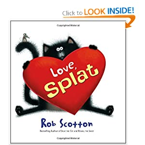 Love, Splat (Splat the Cat) Rob Scotton