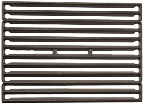 Music City Metals 63262 Matte Cast Iron Cooking Grid Replacement for Select (Monarch Grills)