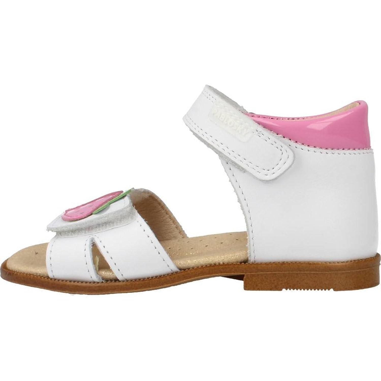 Sandalias y chanclas para ni�a, color Rosa , marca PABLOSKY, modelo Sandalias Y Chanclas Para Ni�a PABLOSKY RESAP Rosa