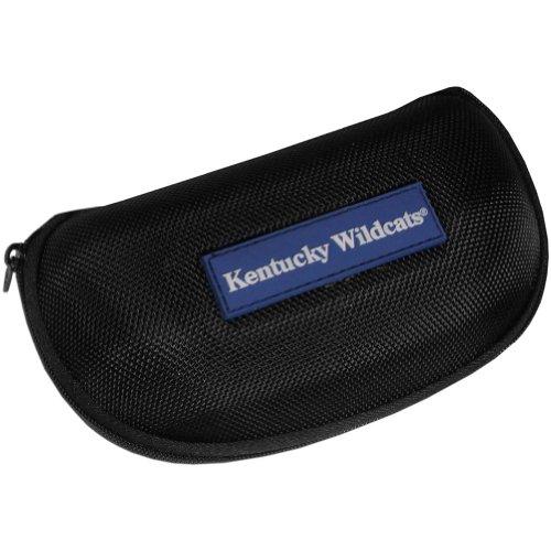 NCAA Kentucky Wildcats Coque rigide étui à lunettes, Noir