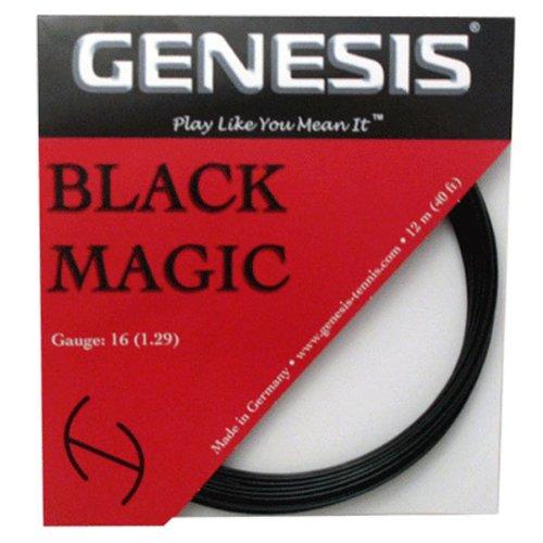 Genesis Black Magic 17- 1.23mm-Black 40' Set 17-1.23mm/40 ft - Genesis Black Magic