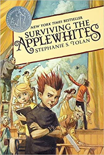 Image result for Surviving the Applewhites pages