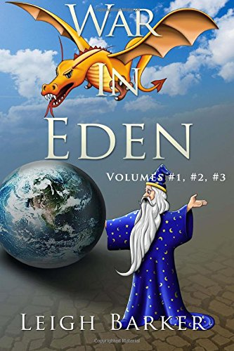 War in Eden: Volumes #1, #2, #3: 1-3