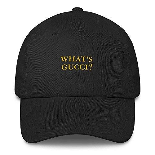 c7e6c486de1 Best Deals on Gucci Baseball Cap Black Products