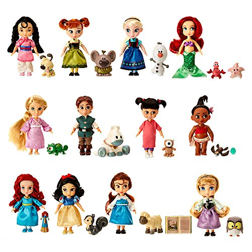 Disney Animators' Collection Mini Doll Gift Set
