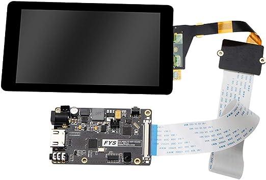MongKok - Módulo de Pantalla LCD de 5,5 Pulgadas + HDMI a MIPI ...