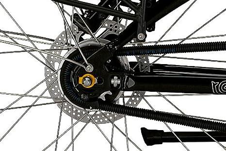 60,96 cm pulgadas VINTAGE bicicleta plegable cityfolder temblores ECLIPSE S11i 2014/2015 con 11 G SHIMANO Alfine color EIA 2199EUR: Amazon.es: Deportes y ...