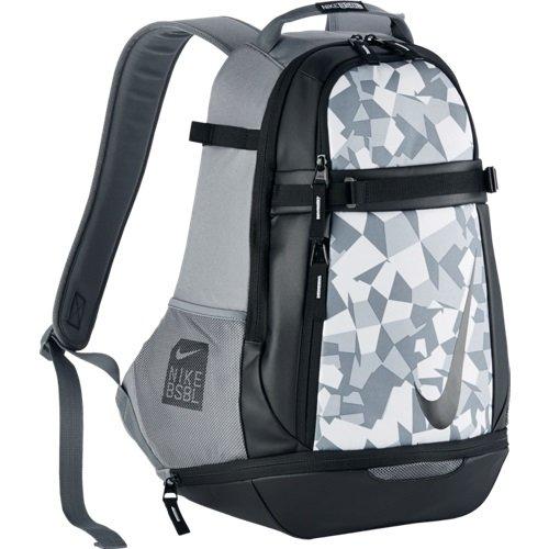 Nike Vapor Select 2.0 Graphic Backpack Grey/Black BA5357-064 - Bat Bag Nike