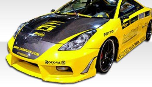 2000-2005 Toyota Celica Duraflex Bomber Kit- Includes Bomber Front Bumper (100171), Bomber Rear Bumper (100172), and Bomber Sideskirts (100173). - Duraflex Body Kits