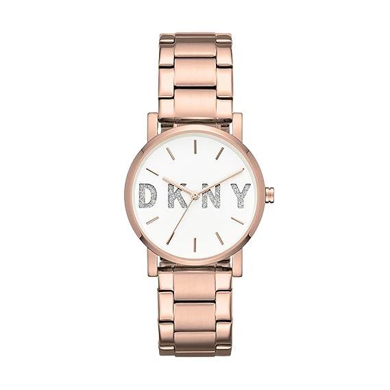 04de9b6f8d5c DKNY NY2654 Reloj Análogo para Mujer