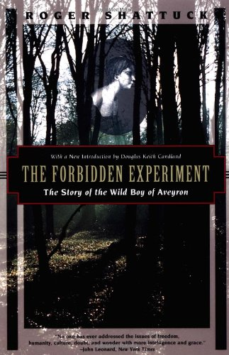 the forbidden experiment by roger shattuck essay The forbidden experiment by roger shattuck essay - the forbidden experiment by roger shattuck it is one of the oldest unanswered questions in all of science though.