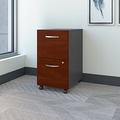 Bush WC24452 Mobile Pedestal, Series C (Hansen Cherry) by Bush Business Furniture