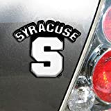 NCAA Syracuse Orange Chrome Auto Emblem