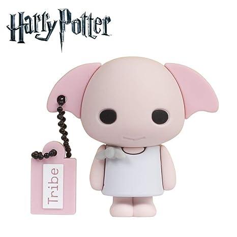 Llave USB 32 GB Dobby - Memoria Flash Drive 2.0 Original Harry Potter, Tribe FD037707