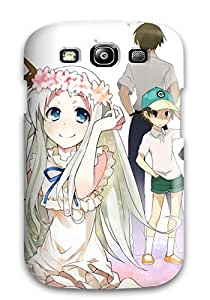 Case Cover Anohana/ Fashionable Case For Galaxy S3 8020675K88755915