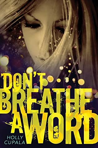 book cover of Don\'t Breathe a Word