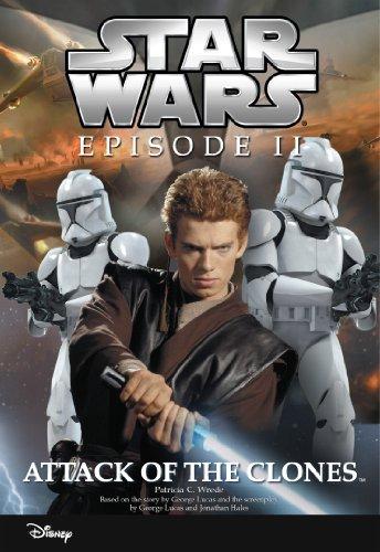Star Wars Episode II:  Attack of the Clones: Junior Novelization (Disney Junior Novel (ebook))