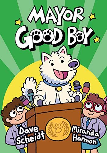 Book Cover: Mayor Good Boy