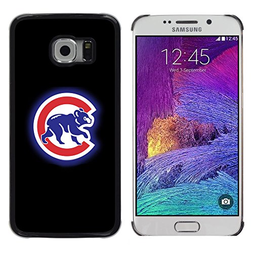 GIFT CHOICE / SmartPhone Cell Phone Hard Protective Case Cover for Samsung Galaxy S6 EDGE /CUB SPORT/