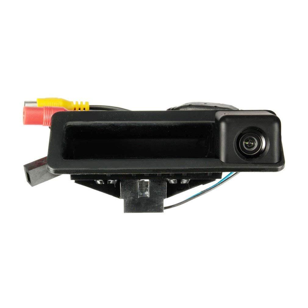 Telecamera Posteriore Impermeabile 170 per BMW E39 E46 Serie 1//3//5 E60 E82 E90 Hehilark
